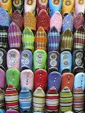 Schuhe in Marokko