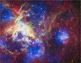 Tarantula Nebula 30 Doradus Ngc 2070