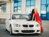 Girl & BMW