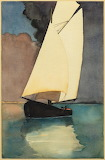 Tumblr amare-habeo Gustave Buchet Sailling Ship