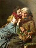 Con la nonna