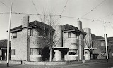 Corner Barkly and Pilkington Street, North Fitzroy 1948