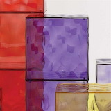 Colorful-Glass-Sideboard