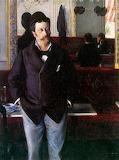 Gustave Caillebotte, Au Café, 1880