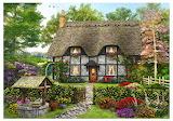 ilustration house