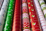 Christmas wrapping paper 2