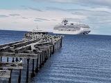 Cruise in Punta Arenas