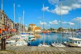 Harbor-Honfleur-France