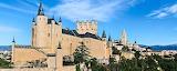 Espagne l'Alcazar de Ségovie