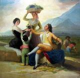 La Vendimia - Goya