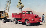 International R194 loadstar dump truck