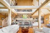 Spiral Staircase Open Loft Home