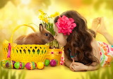 ☺ Easter joy...