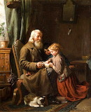 Visit the Grandfather by Felix Schlesinger