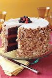 ^ Blackberry-Raspberry Truffle Cake