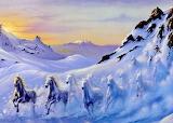 Snow illusion Wallpaper__yvt2G