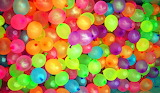 #Let's Play! Colorful Water Balloons