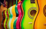 ☺♥ Guitars...