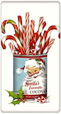 Santa & Candy Canes
