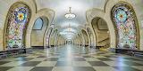 Московское метро. Станция Новослободская