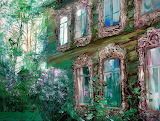 Windows to the Garden ~ Vadim N Dolinsky