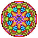Mandala Radiant