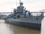 USS Kidd - DD-661 Fletcher Class