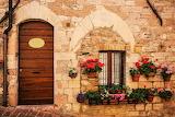 #Venitian Door