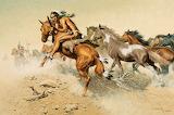 Frank McCarthy-Horse Raid-SAA-4362-2017