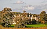 ^ Lilford Hall, Wadenhoe, Northamptonshire, England