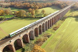 Trains - Ouse Valley Viaduct - Sussex