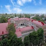 Вид на школу с высоты