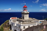 lighthouse, Sao Miguel, Portugal