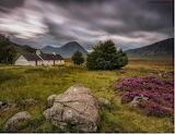 Buchaille Etive Mor Scotland
