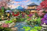 Japanese Garden~ Dominic Davison