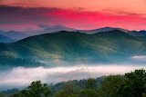 Smokey Mountain Sunrise
