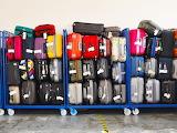Bags en route