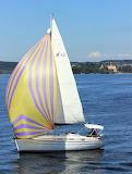 Sailboat at Mainau Island - Germany