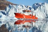 Greenland Ship Sanna