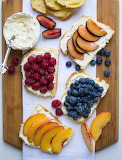 Fruit Toasts