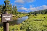 Obsidian Creek, WY
