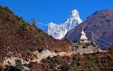 Ama-Dablam Nepal