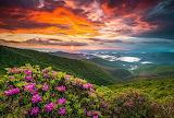 Blue Ridge Mountains, No. Carolina