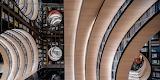 """Books Architecture archdaily """"Zhongsuge Bookstore"""" Beijing Lafay"""
