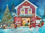 Colours-Colorful-Santa's Workshop