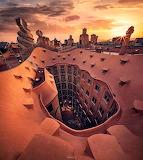 La Pedrera de Gaudí, Catalunya