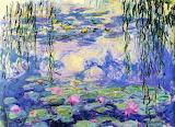 #'Nymphéas' Musée Marmottan de Claude Monet