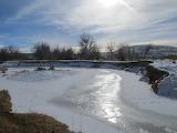 Creek Ice