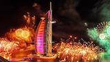 #New Year's Eve Celebration Dubai