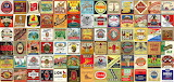 Beer alcohol drink poster collage tile tiles 2300x1096